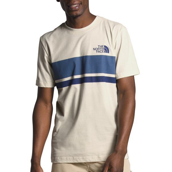 The North Face - T-shirt Horizon Lines pour homme
