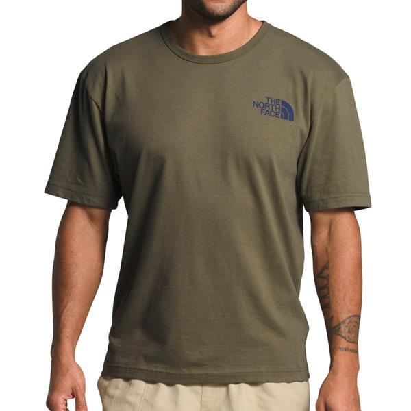 The North Face - T-shirt Tonal Bars pour homme