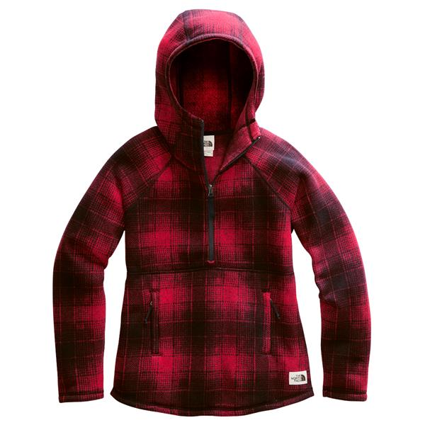 The North Face - Women's Printed Crescent Hooded Pullover