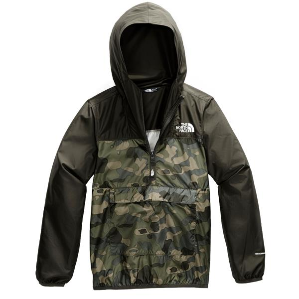 The North Face - Youth's Fanorak Jacket