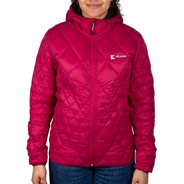 Pèlerin - Manteau Polyfill Micro pour femme