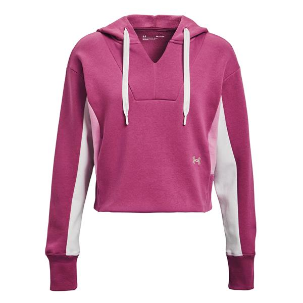 Under Armour - Women's UA Rival Fleece Embroidered Hoodie