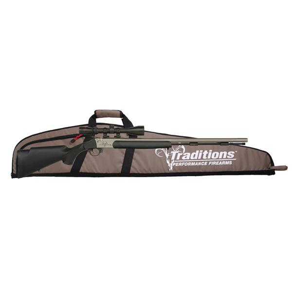 Traditions Firearms - Pursuit G4 Ultralight Muzzleloader Rifle w/ 3-9x40 Scope and Case