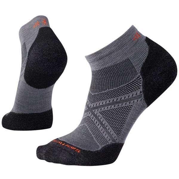 Smartwool - Men's PhD Run Light Elite Low Cut Socks