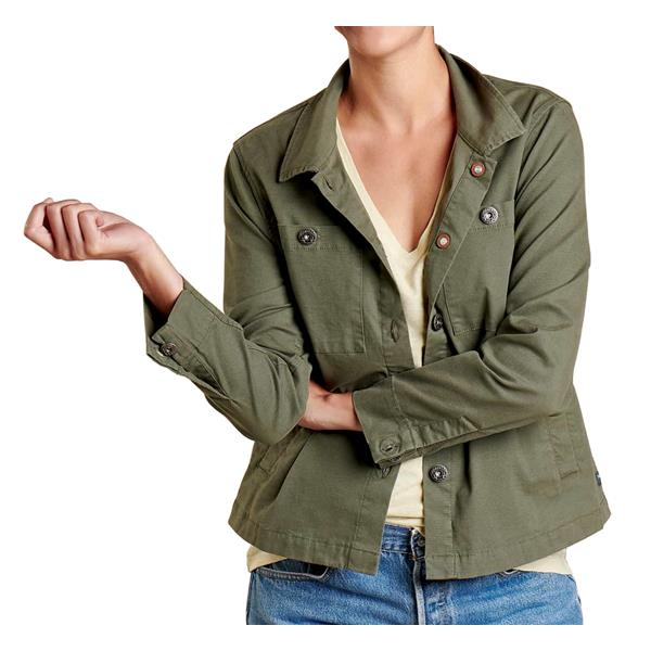 Toad and Co. - Women's Earthworks Huxley Jacket