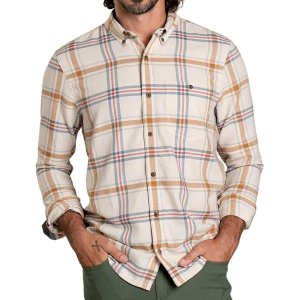 Toad and Co. - Chemise à manches longues Airsmyth pour homme