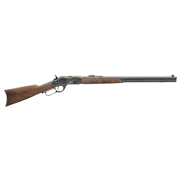 Winchester - 1873 Sporter Octagon Color Case Hardened Lever Action Riffle
