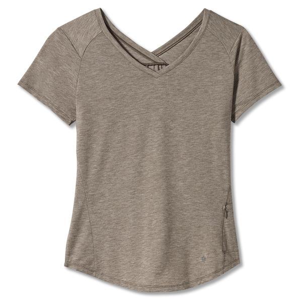 Royal Robbins - T-shirt Round Trip Drirelease pour femme