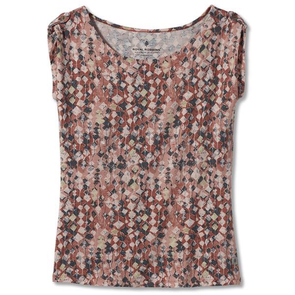 Royal Robbins - Women's Noe Print II T-Shirt