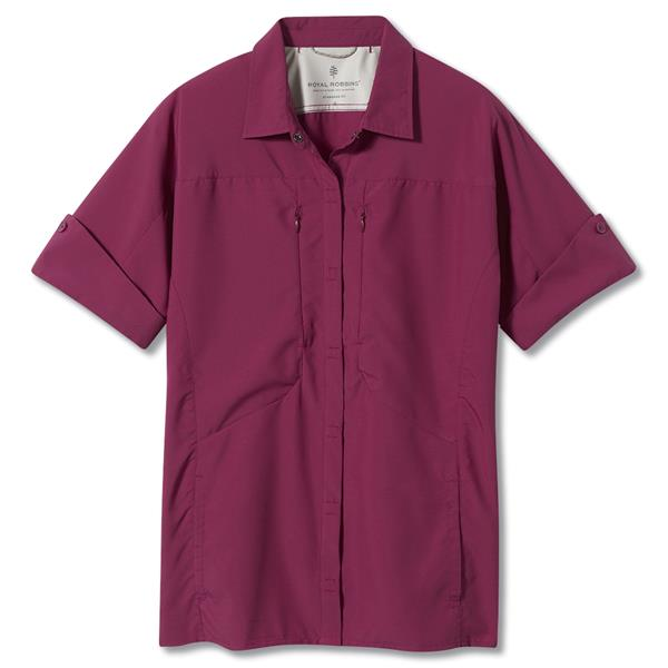 Royal Robbins - Women's Expedition Short Sleeve Shirt