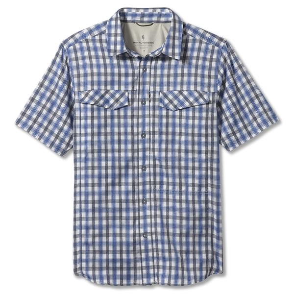Royal Robbins - Men's Travel Light Short Sleeve Shirt