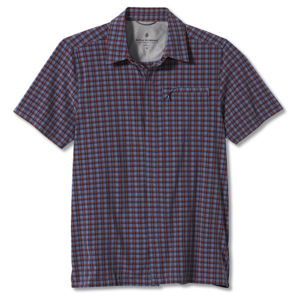 Royal Robbins - Men's Mission Plaid Short Sleeve