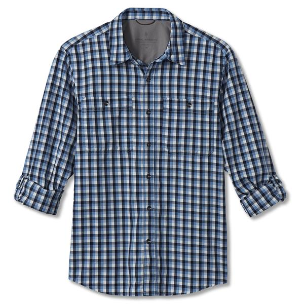 Royal Robbins - Men's Vista Dry Plaid Long Sleeve Shirt
