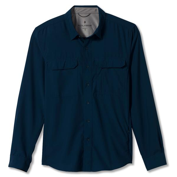 Royal Robbins - Chemise à manches longues Global Expedition pour homme