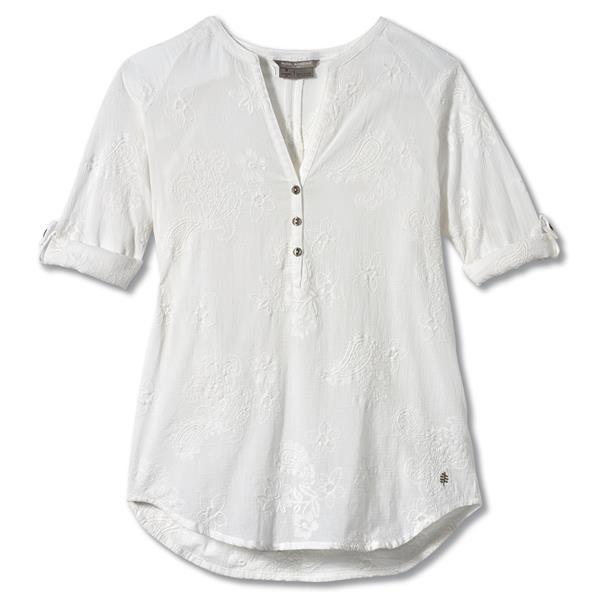 Royal Robbins - Women's Oasis II 3/4 Sleeve Tunic