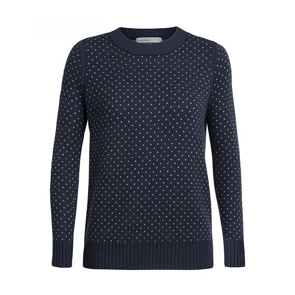 Icebreaker - Women's Waypoint Crewe Sweater