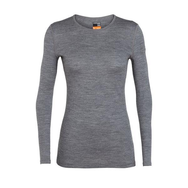 Icebreaker - Women's 200 Oasis Long Sleeve Shirt