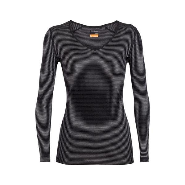 Icebreaker - Women's 200 Oasis LS V Shirt