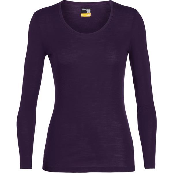 Icebreaker - Women's 175 Everyday Scoop Long Sleeve Shirt