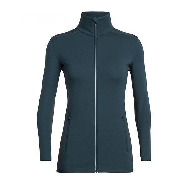 Icebreaker - Women's Delta Zip Jacket