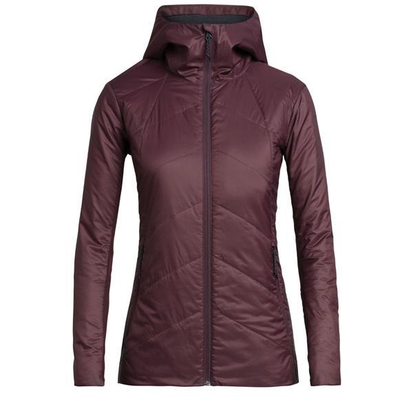 Icebreaker - Women's Helix Hooded Jacket