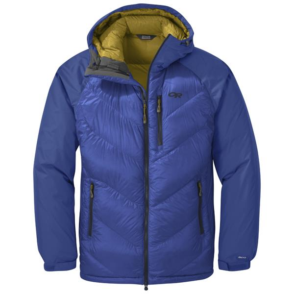 Outdoor Research - Manteau à capuchon Alpine Down pour homme