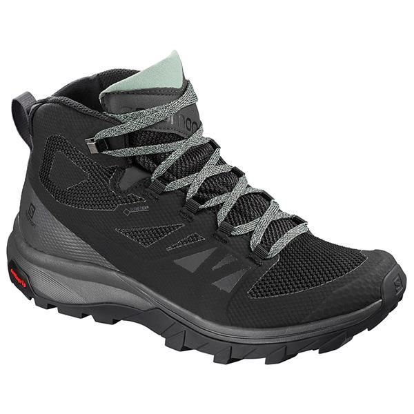 Salomon - Chaussures OUTline Mid GTX pour femme