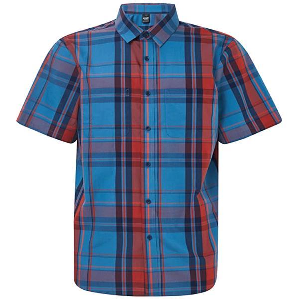 Oakley - Men's Beyond Basic Check Short Sleeve Shirt