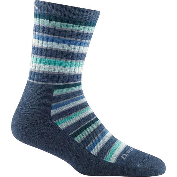 Darn Tough - Women's Decade Stripe Micro Crew Midweight Hiking Sock