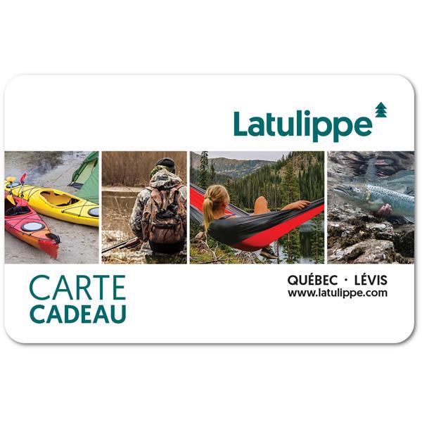 Latulippe - Carte-cadeau Latulippe