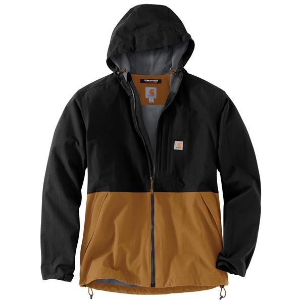 Carhartt - Men's Storm Defender Hooded RainJacket