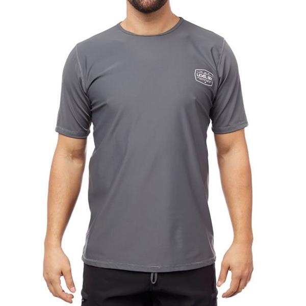 Level Six - T-Shirt Coastal pour homme