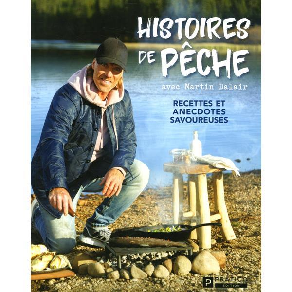 Pratico Éditions - Histoires de pêche
