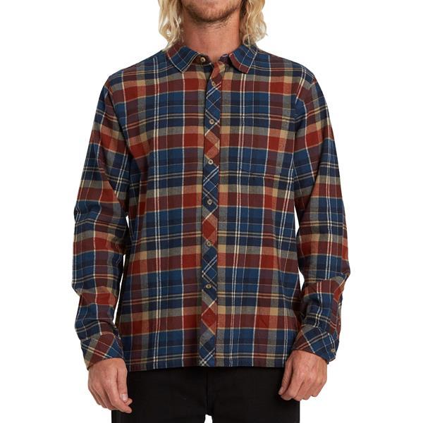 Billabong - Men's Coastline Long Sleeve Flannel Shirt