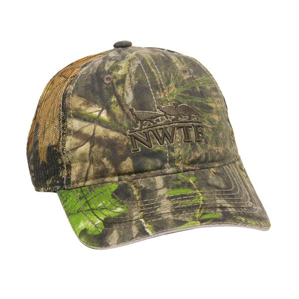 Outdoor Cap - NWTF33A Cap