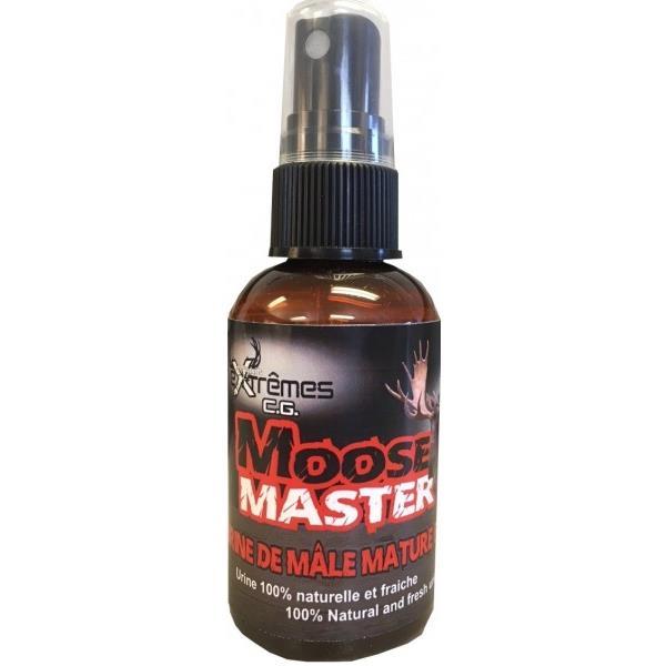 Extrêmes C.G. - Urine d'orignal 100% pure Moose Master