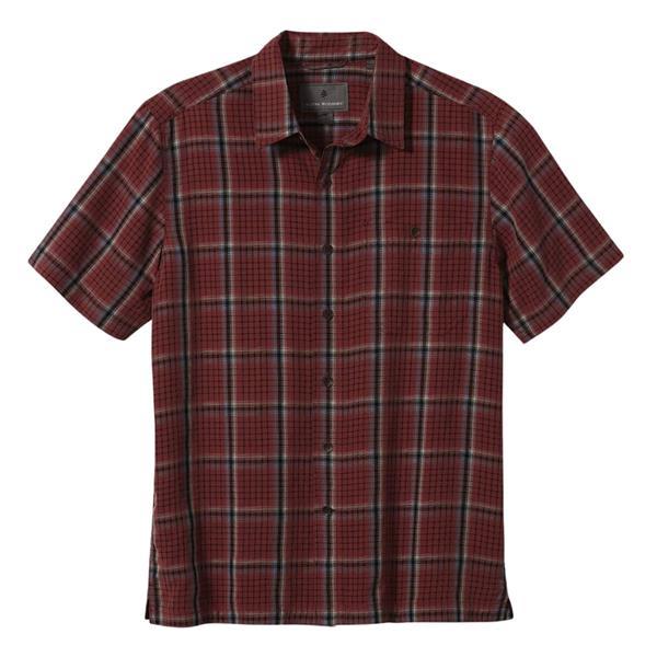 Royal Robbins - Men's Mojave Dobby Plaid Short Sleeve Shirt